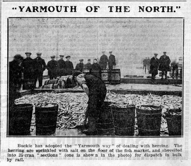 Commercial fishing: looking back to 1925