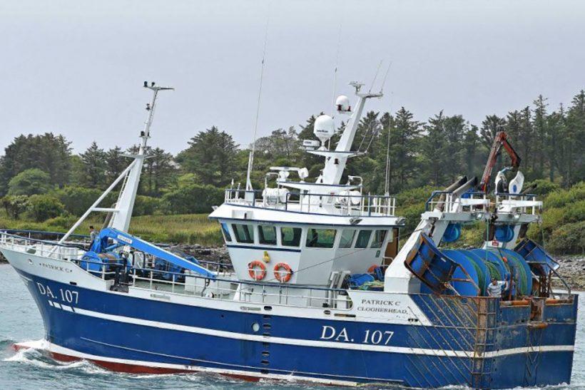 Boat of the Week 10.09.15 – Patrick C DA 107