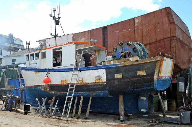 Polruan boatyard seeks 'new builds'