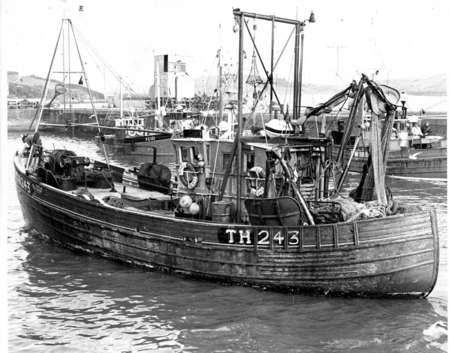 Ports of the past: Padstow Harbour