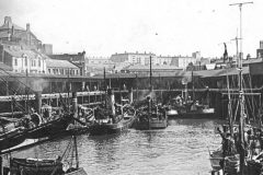 Ports in the past: North Shields