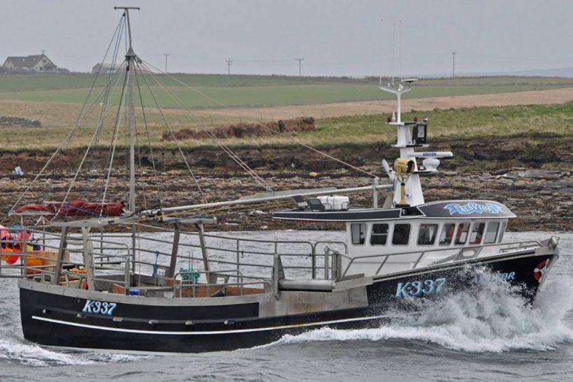 Boat of the Week 24.12.15 – Álsviør K 337