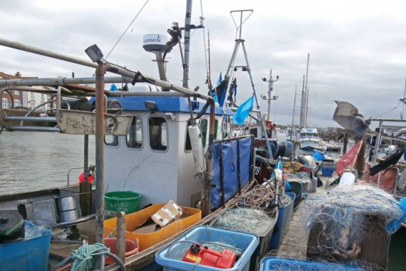Littlehampton fishermen share their concerns for state of the industry