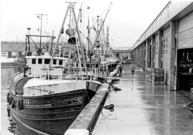 Ports in the past: Peterhead