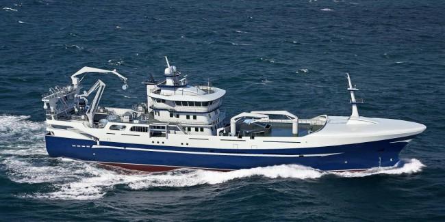 Fraserburgh partnership orders 86.8m pelagic vessel