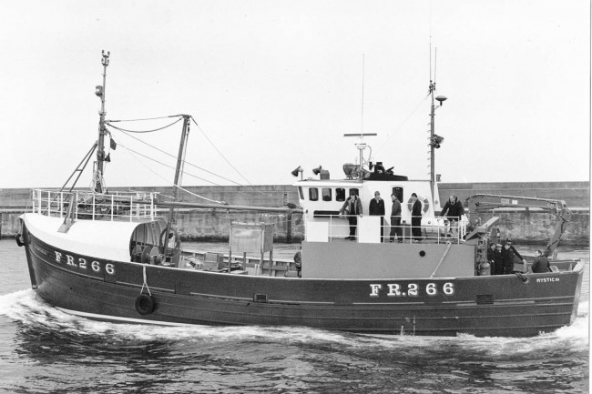 Where are they now? Fishing vessels of years gone by