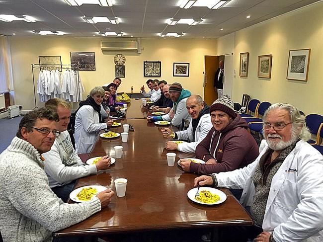 Welsh Seafood Cluster