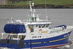 New boat: Audacious DA 14