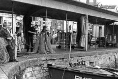 Fishmarkets of Yesteryear: Brixham