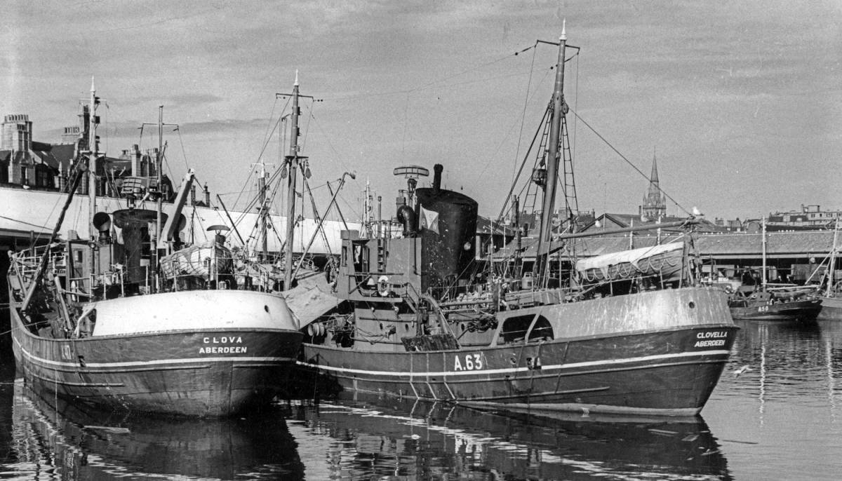 Ports in the Past: Aberdeen
