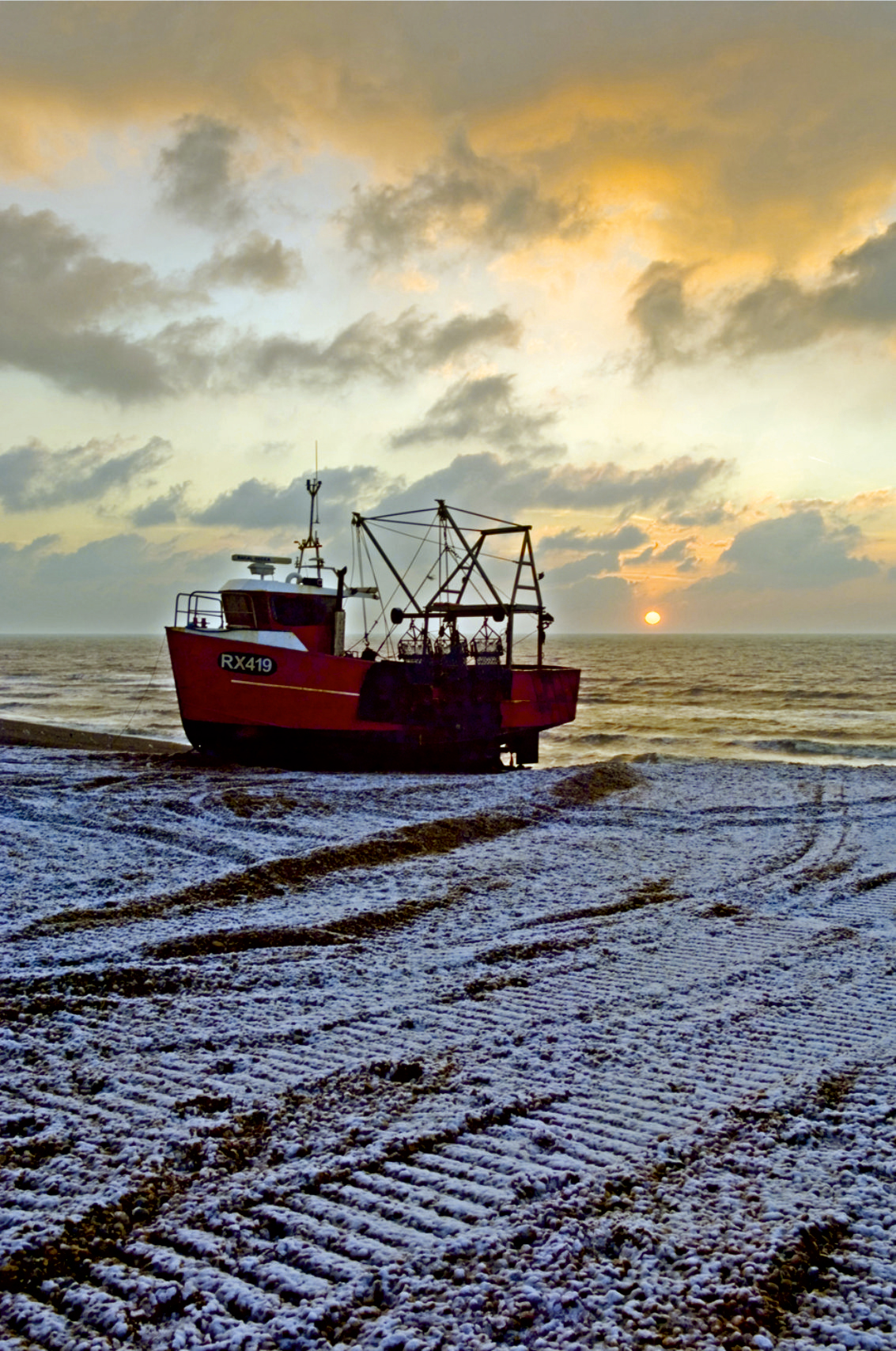 Fishermen's Mission Christmas card photography competition