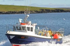 David Linkie joins the crew of Lady K K1 for a day of lobster fishing in Westray. Head to Fishing News to see more...