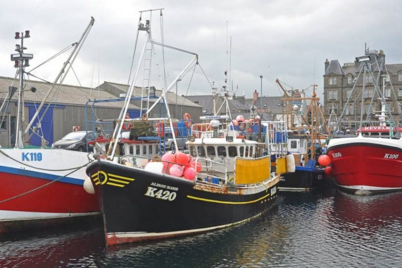 Fishing in Orkney: Part 1