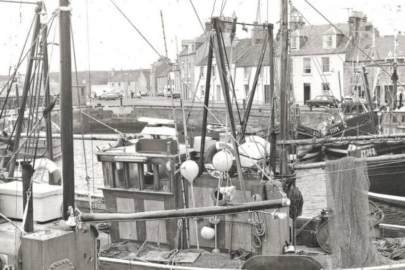 Ports in the Past: Pittenweem