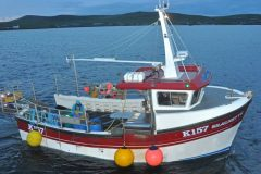 Fishing in Orkney: Part 3 - Westray