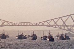 Historic Firth of Forth Protest – 2001