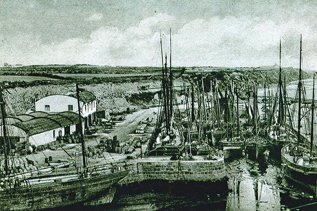 Kilkeel, Old Dock