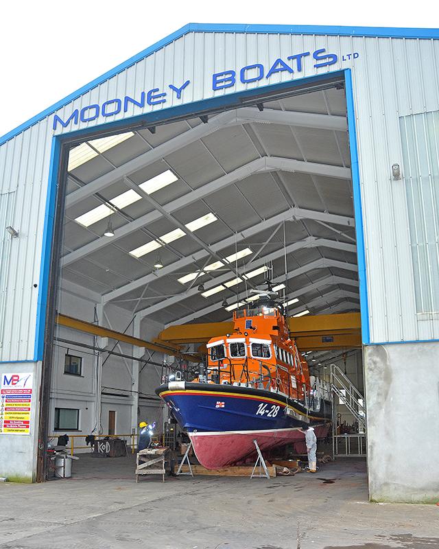 Killybegs, Mooney Boats, John B