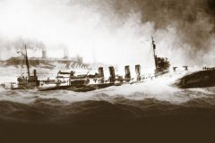 Fishing boats saw WW1 action beyond home waters