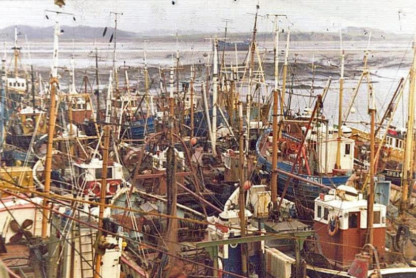 Ports in the Past – Fleetwood Harbour