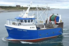 New boat: Golden Shore N 153