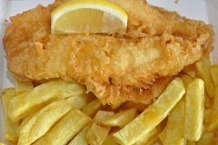 The UK's top 10 fish and chip shops announced