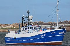 Advance returns to sea after refit