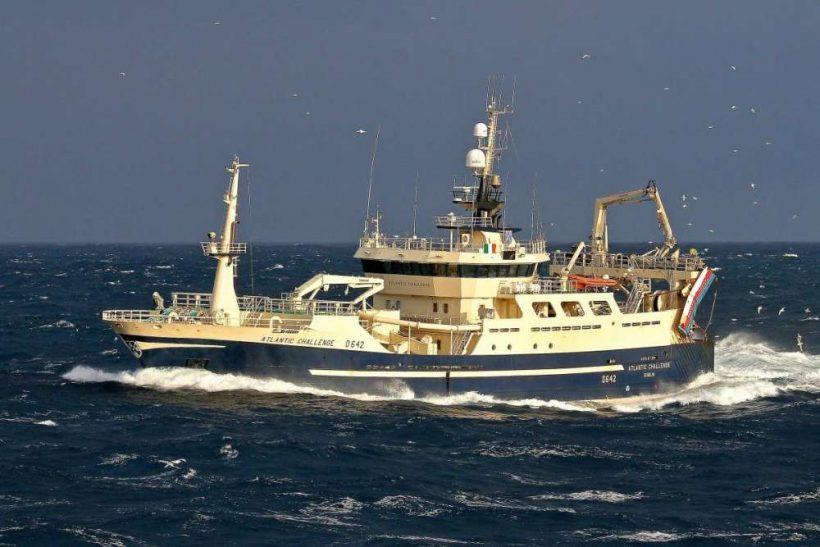 Boat of the Week 03.09.15 – Atlantic Challenge D 642