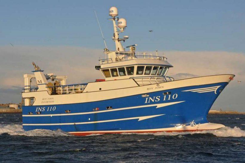 Boat of the Week 19.11.15 – Boy John INS 110