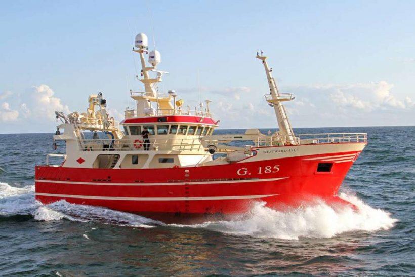 Boat of the Week 10.12.15 – Westward Isle G 185