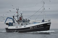 Boat of the Week 18.02.16 – Boy Andrew WK 170