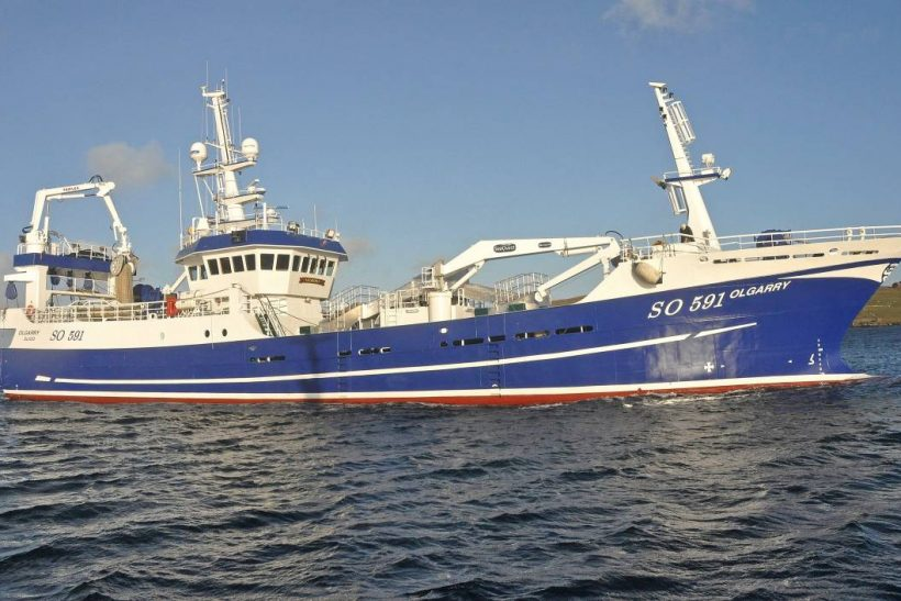 Boat of the week 29.03.16  – Olgarry SO 591