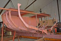 New Brixham vivier crabber started