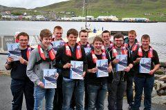 Shetland fishermen of the future