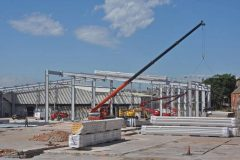 New Northbay Pelagic processing factory takes form
