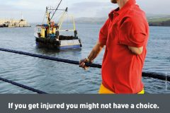 RNLI reveals the tragic impact of deck machinery in its latest campaign