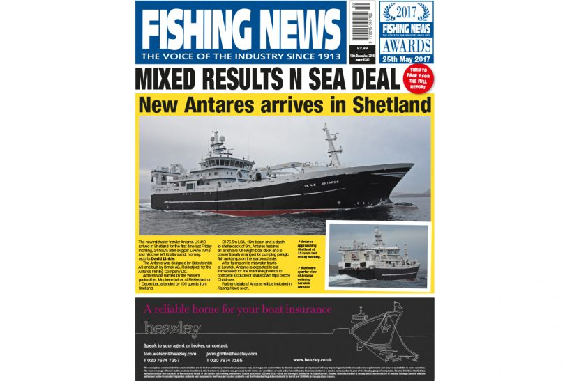 New issue: Fishing News 15.12.16