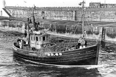 The continuing evolution of Moray Firth seine-netters in the 1960s