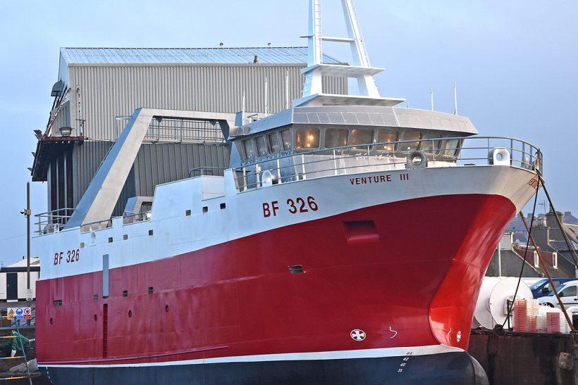 Four new builds by Macduff Shipyards