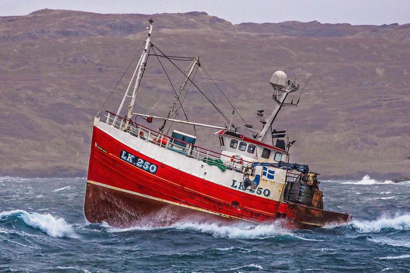 Out and about in Shetland