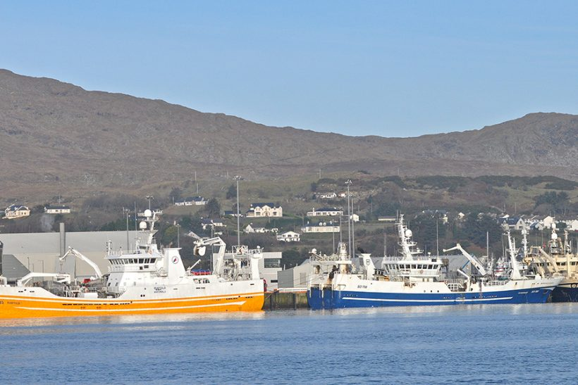 €28m for fishery harbour centres and projects in Ireland