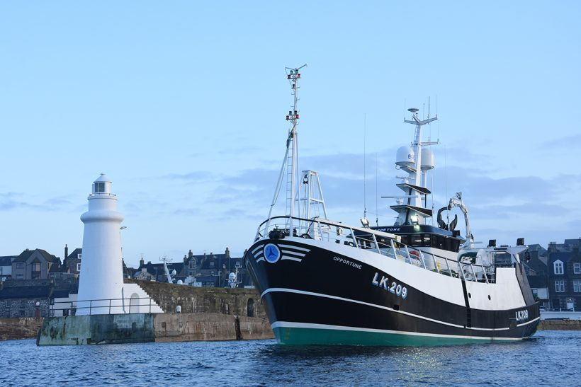 Banff and Buchan politicians call for watchmen rethink at Macduff harbour