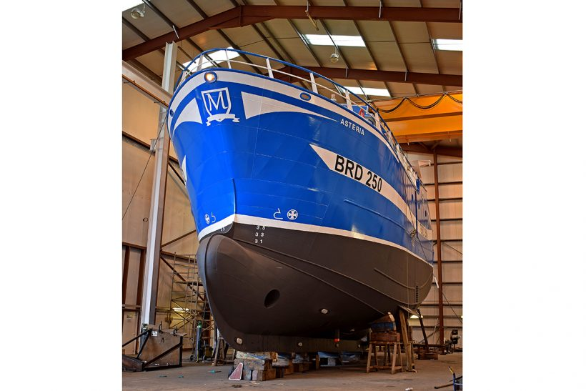 New Skye build ready to be rolled out at Buckie