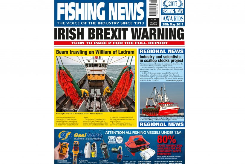 New issue: Fishing News 04.05.17