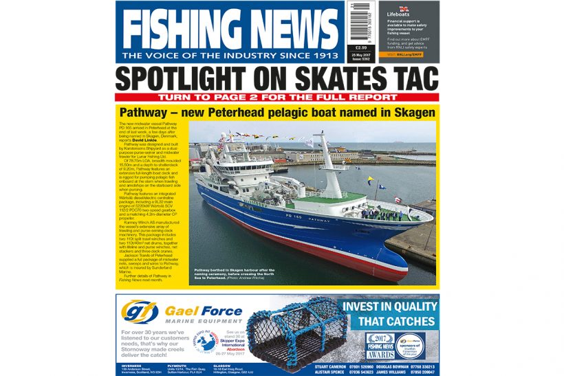 New issue: Fishing News 25.05.17