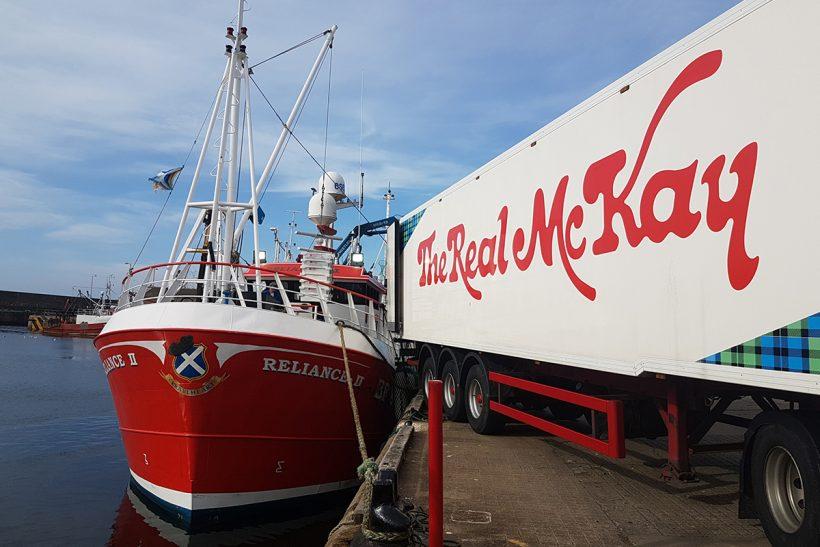 Rethink on Macduff harbour watchmen