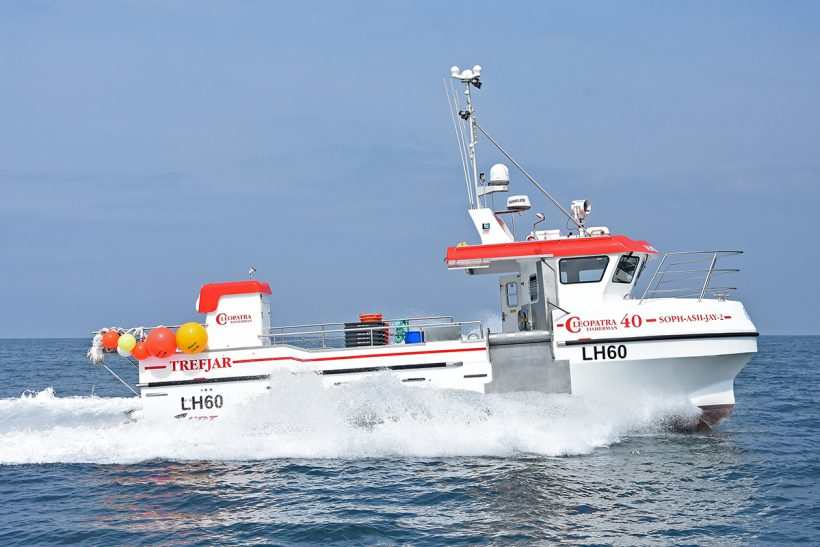 New boat: Soph-Ash-Jay-2