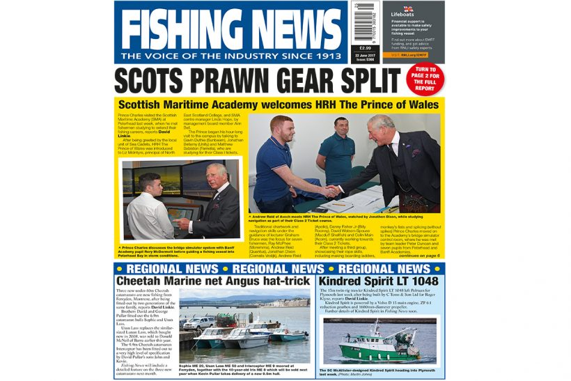 New issue: Fishing News 22.06.17