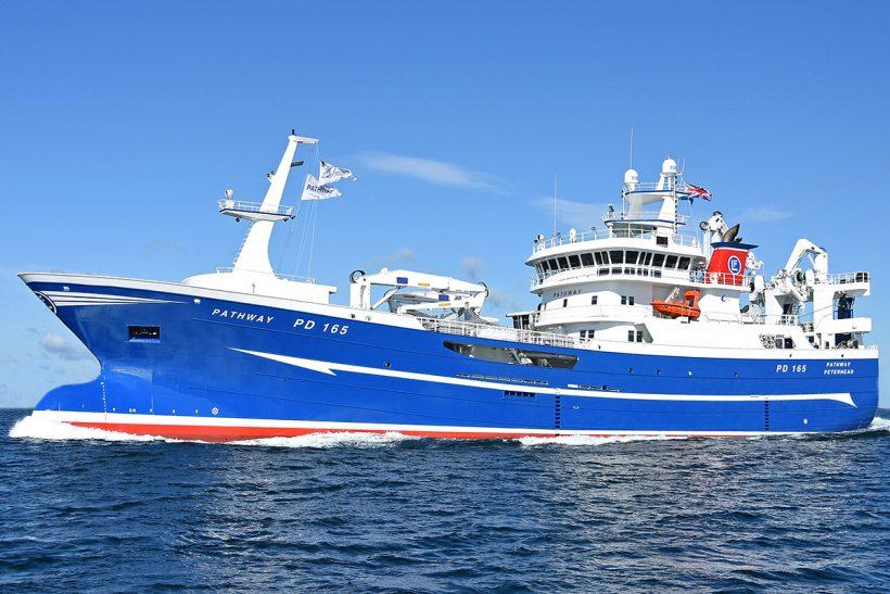 New Pathway PD 165 starts on maatjes herring