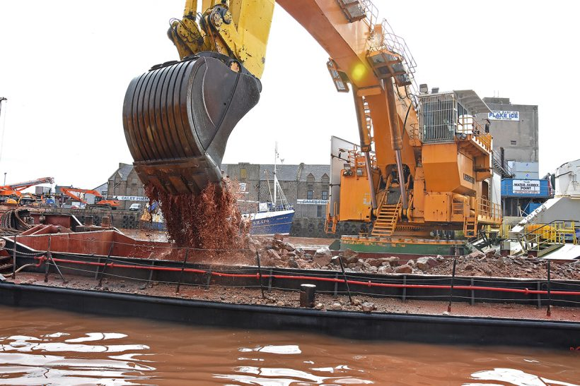 Business as usual as Peterhead builds for the future